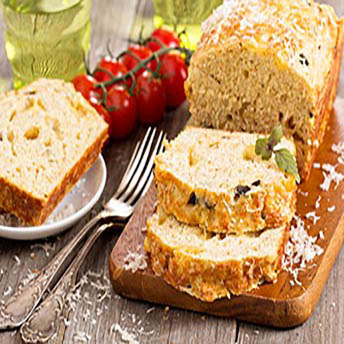 Parmesan Beer Bread