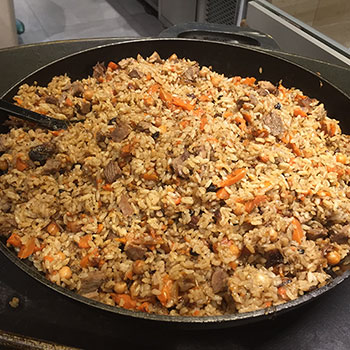 Fried Rice/Aros Brua
